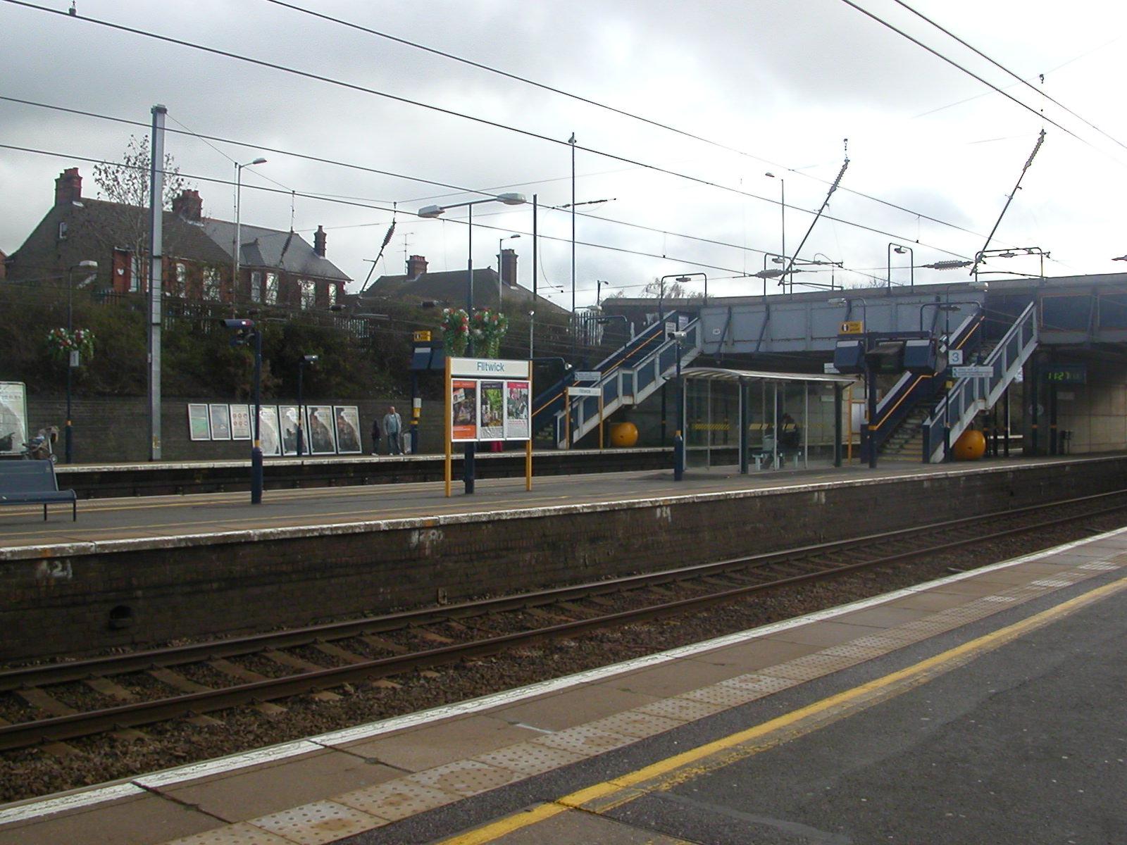 Flitwick Train Station